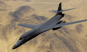 The Navy Just Successfully Tested A New Missile From A B-1B Lancer. Here's Why Russia And China Should Be Scared