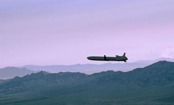 Lockheed And Raytheon Pick Up Air Force Contracts To Develop New Nuclear Cruise Missile
