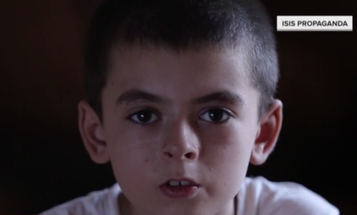 Boy In ISIS Propaganda Video Claims To Be An American Soldier's Son