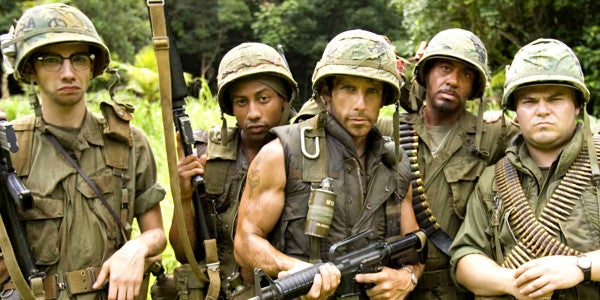 A Marine Vet Explains What It Takes To Make It In Hollywood