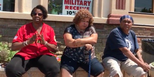 For These Women Veterans, It Wasn't Combat Trauma That Led To PTSD