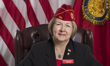 Meet The American Legion's First Female National Commander