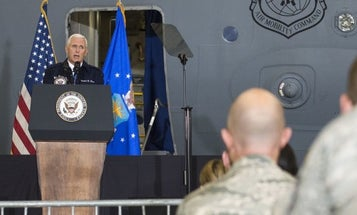 Soldiers And Airman Booted From VP Pence's Detail After Bringing Women Back To Panama Hotel