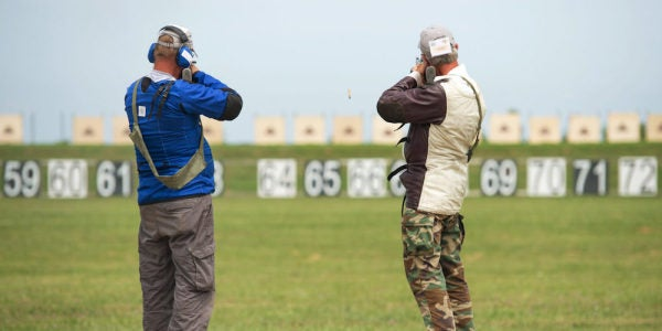 At the World Series of Competitive Shooting, Politics Are (Mostly) Left At The Gate