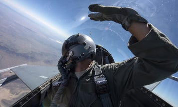 The Air Force Is Asking Retired Airmen To Come Back To Fix Its Ongoing Pilot Shortage