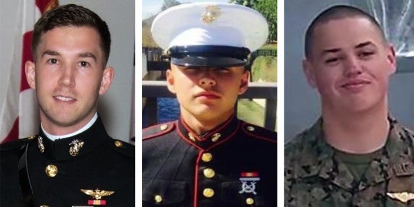 Remains Of 3 Marines Killed In Osprey Crash Near Australia Recovered