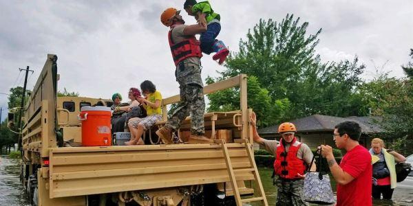 Hurricane Harvey Cleaves 'Devastating, Catastrophic' Path Across Texas