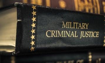 Air Force Lt Col Dismissed From Service For Downrange Relationship