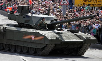 Russia Just Announced How Many Deadly T-14 Armata Tanks It Will Build