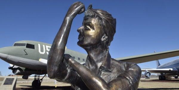 An Original Rosie The Riveter Dies At 93