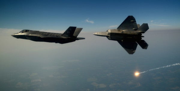 The F-35A Is Finally Combat-Ready — And It May Be Pacific-Bound