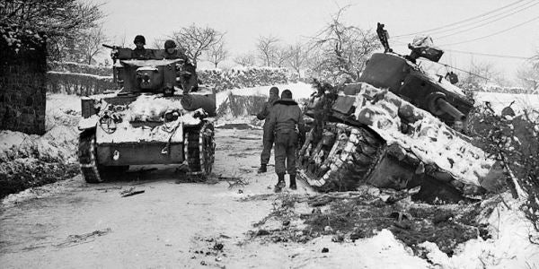 'A Dying Breed': Michigan Battle Of The Bulge Veteran Remembered As Numbers Dwindle