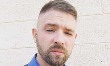 Navy Vet Who Claimed He Was Stabbed 'For Looking Like A Neo-Nazi' Actually Stabbed Himself