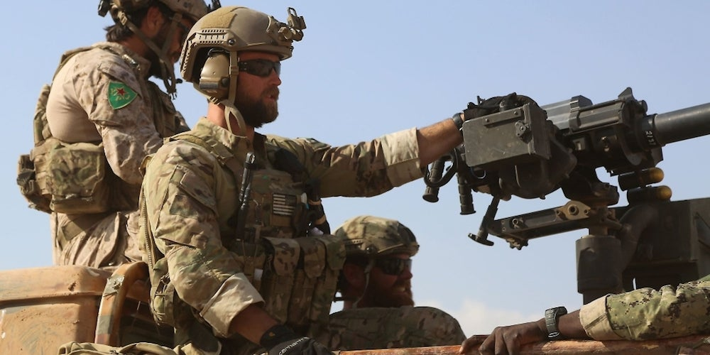 5th time's the charm? Pentagon has yet another civilian leader of special operations in 3 years