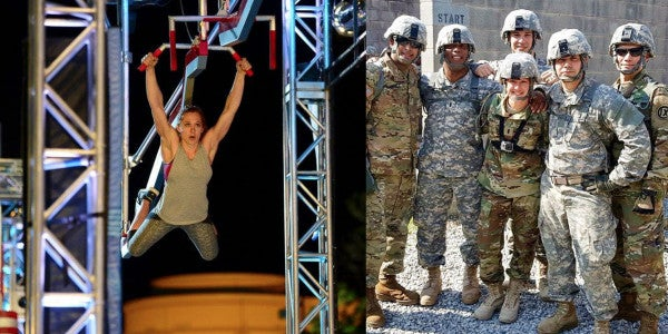 This Army JAG Tearing Up 'American Ninja Warrior' Will Make You Question Your Life Goals