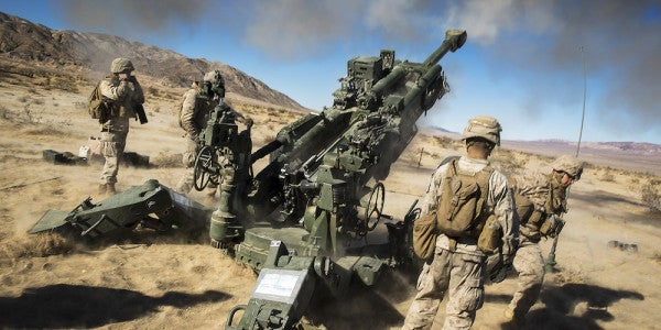 The Army Is Now Testing Chrome-Plated Howitzers To Ride Upon Valhalla
