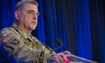 Looking For A Gender Gap In The Army? Try The Army Chief Of Staff's Reading List