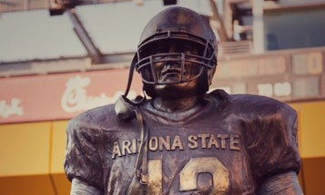 13 Years After His Death, Pat Tillman Returns To His Alma Mater