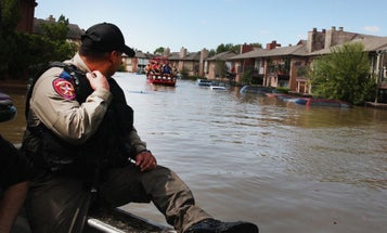 A 'Cajun Navy' Of Makeshift Boats Is Mounting Its Own Dunkirk To Rescue Victims Of Harvey