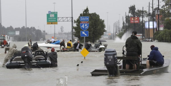 Harvey Devastated My Community, But It Reminded Me How Veterans Respond In A Time Of Need
