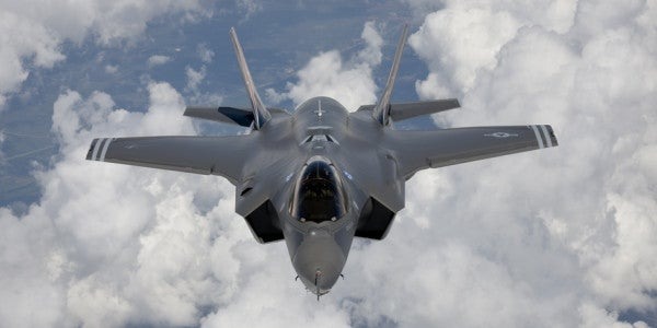The US Military Just Conducted A Major Show Of Air Power In Response To North Korea's Latest Missile Test