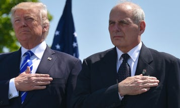 John Kelly Has A Very Special New Nickname In The Trump White House