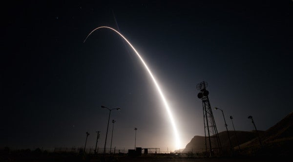The Air Force Is Upgrading Its Nuclear-Weapons Systems. Here's What You Need To Know