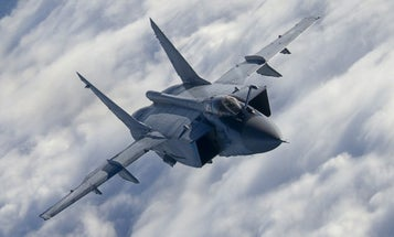 Russia Claims Its Next-Generation MiG-41 Fighter Can Fly In Outer Space