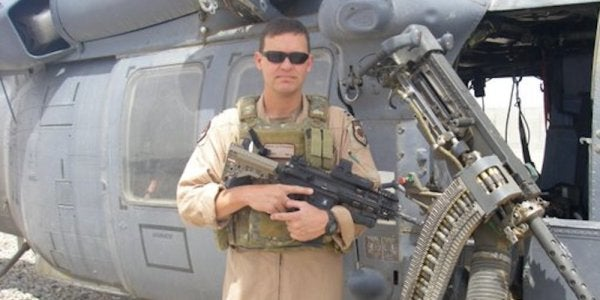 This Air Force Combat Rescue Pilot 'Gave Everything For His Country.' Here's Why He's Remembered At Home
