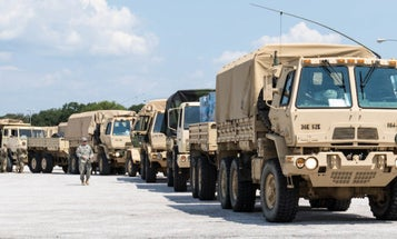 DoD Overstated Number Of Troops Deployed To Texas And Louisiana For Harvey Relief