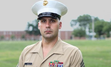 Enroute To His Honeymoon, This Marine Saved A Vietnam Vet's Life On The Side Of A Highway