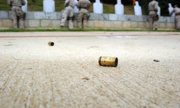 Marine Arrested At Okinawa Airport After Bullet Found In His Luggage