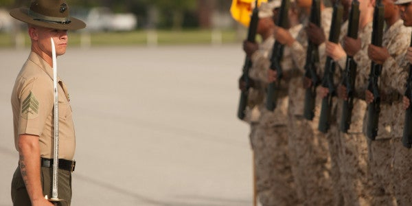 Why Is This Former Parris Island DI's Hazing Case Being Switched To A Low-Level Trial?