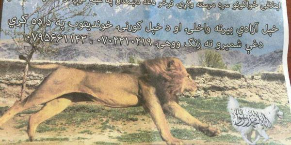 A Suicide Bomber Attacked Bagram Airfield In Afghanistan To 'Avenge' This Offensive Leaflet