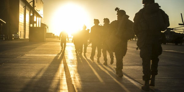 We Could See The First Female Marine Infantry Officer Graduate Before The End Of The Month