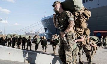 Here's How The Military Is Preparing For Hurricane Irma