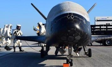 The Air Force's Secret Space Plane Is Headed Back Into Orbit. Here's What It's Probably Up To