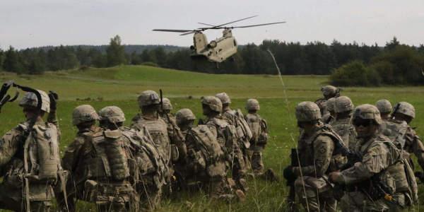 Trump orders major US troop reduction in Germany