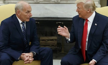 No, John Kelly Is Not A 'Disgrace To The Uniform He Used To Wear' By Serving Trump