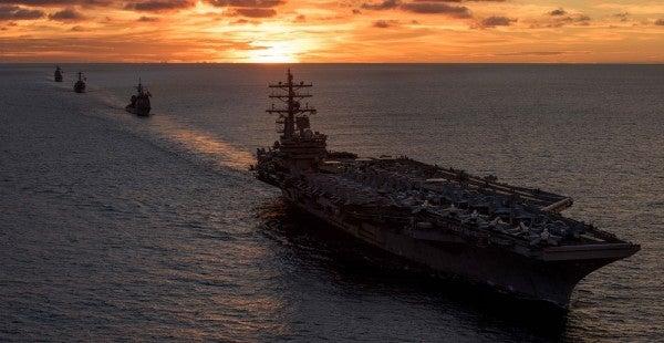 Top Navy Admiral Kept 'Bad Santa' Spokesman Despite Lurid Allegations Of Sexual Misconduct