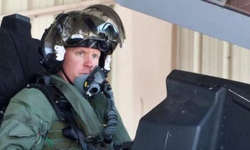 Air Force Pilot Killed In Crash At Nevada Test And Training Range