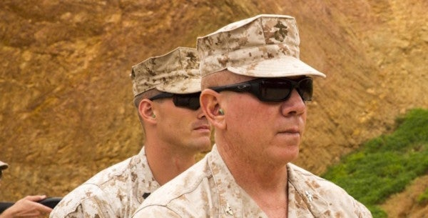 Marine Colonel To Lose Benefits, Register As A Sex Offender After Child-Abuse Conviction