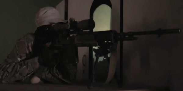 ISIS Fighters Are Flaunting Their New Favorite US-Made Battle Rifle In Propaganda Videos