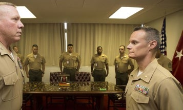 Convicting A Colonel: Even At Trial, Accommodations Made For Rank
