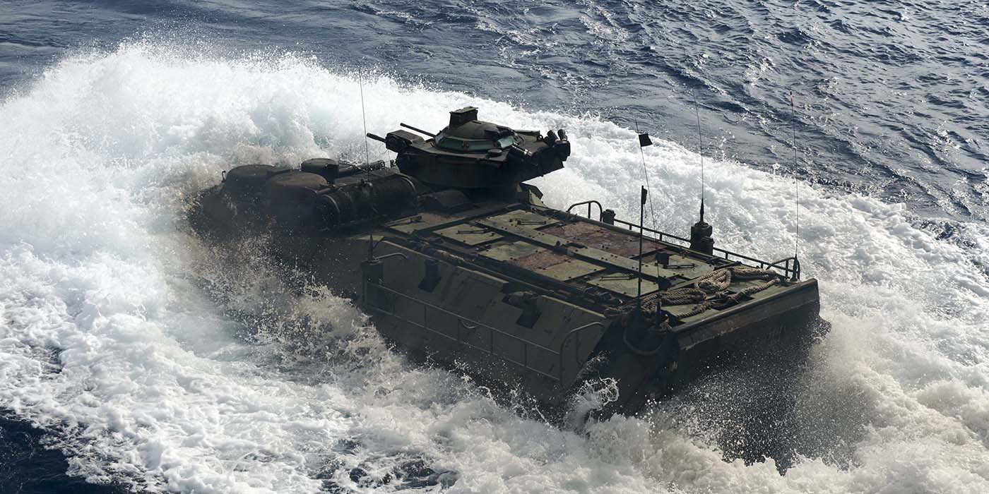 Marine veterans say sinking amphibious assault vehicles are 'death traps' following deadly accident