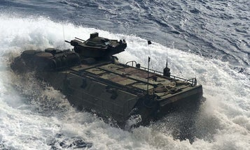 Bodies of Marines and sailor missing in deadly AAV mishap found off San Clemente Island