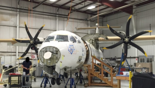 DoD And DEA Paid $86M For A Spy Plane That Never Got Off The Ground