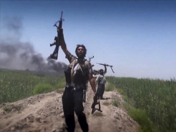 An American Citizen Fighting For ISIS Has Been Captured In Syria
