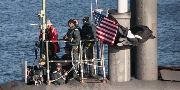 Secretive US Sub Flies A 'Jolly Roger' Flag, Internet Goes Wild With Theories