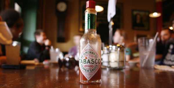 A Brief History Of How Tabasco Became The Military's Favorite Condiment